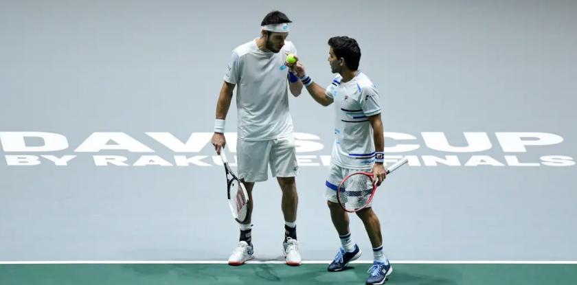 Copa Davis y los mejores encuentros en tenis